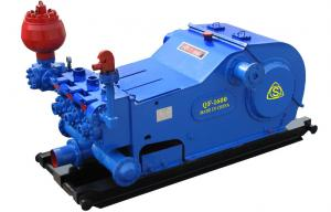 China API Drilling Mud Pump Triplex Single Acting Piston Pump For Oil Field Drilling on sale