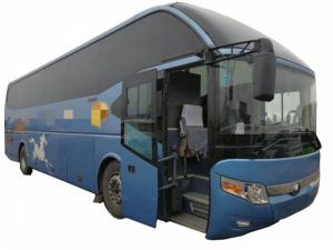 China 2011 Year Yutong Brand Diesel Engine 12 Meter Long 320000km Mileage Used Tour Bus on sale