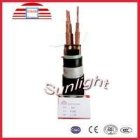 Industrial CU / XLPE / SWA / PVC Low Voltage Power Cable Multicore 0.6 / 1KV