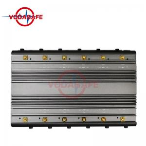 China Adjustable High Power Signal Jammer With 3dBi External Omni - Directional Antenna on sale