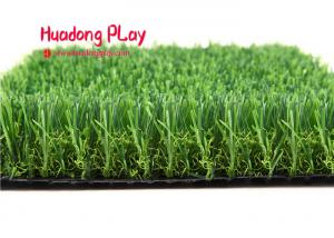 China Natural Artificial Turf Grass ,  Pe Residential Artificial Turf  0.85cbm New Style on sale