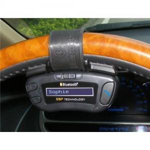 China Steering Wheel Bluetooth Car Kit on sale