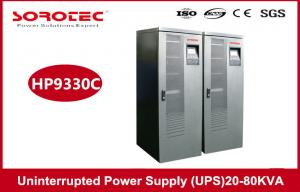 China HP9330c Series Ups Power Backup with 50/60HZ Rated Frequency , 98% Eco Mode on sale