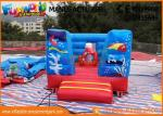 Digital Printing Inflables Juegos Kids Castillos Commercial Bounce House