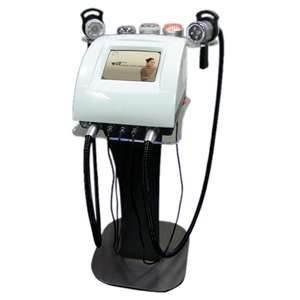 China portable V8 face lift machine and vacuum body RF slimming beauty equipment 60HZ on sale