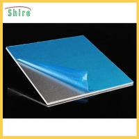 Anti Scratch Aluminum Sheet Protective Film UV Stability Aluminum Sheet Protective Film