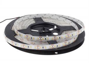 China High Brightness SMD 3014 LED Strip Light 12V DC 12W Cuttable 120LEDS / M on sale