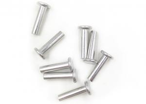 China Multi Function Stainless Steel Solid Rivets Aluminium Solid Rivets Flat Head on sale