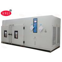 China -40 To 150 Degree Walk In Stability Chamber Temperature Humidity Controlled on sale