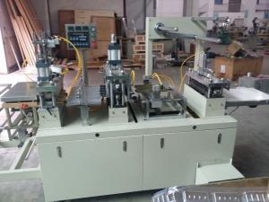 China 15-35 Times/Min Plastic Lid Machine , 380V 50HZ Paper Lid Forming Machine on sale