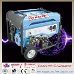 5 kw/Air cool/4 stroke/Single cylinder/AC single/3 phase Gasoline Generator