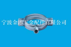 China Non Toxic Water Pipe Fitting Clamps High Impact Strength Environment Friendly on sale