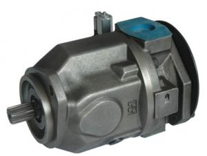China High Flow Clockwise Rotation Tandem Piston Pump , Displacement 71cc for Loader on sale
