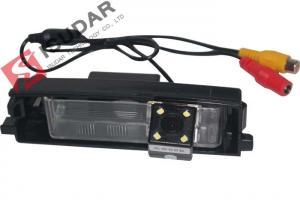 China Waterproof Toyota Rav4 Reverse Camera , Automotive Backup Camera 170 Degrees HD CCD on sale