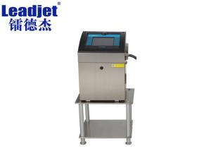 China Auto Parts Industrial Inkjet Printer 280m/min Printing Speed Easier Maintenanc on sale