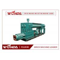 China Geramic Mixing Blade Automatic Brick Making Machine / Manufacturing MachineVacuum Extruder on sale