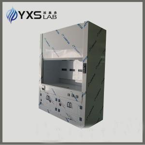 China lab PP fume extraction hoods on sale