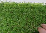 100% Recycled Synthetic Artificial Grass Landscaping PP And Net Backing Asphalt Base