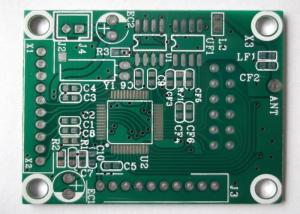 China Double Layer FR4 Making PCB Boards for BGA HDI Products with UL Certificate on sale