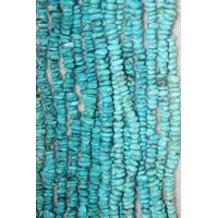 American turquoise chips make wholesale