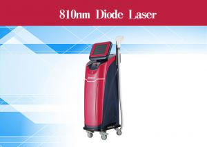China Micro Channel 808nm Diode Hair Removal Laser Machine With Germany Laser Bar on sale