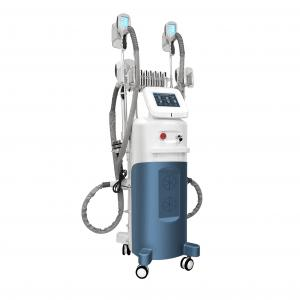 China 2018 Newest cryolipolysis machine 4 handles with lipo laser 650nm for beauty salon use on sale