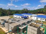 0.7-0.9 % Brine Electrochlorinator Sodium Hypochlorite Equipment For Water Treatment