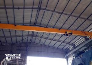 China 5 Ton 10 Ton 20 Ton Single Girder Overhead Travelling Crane Anti Deflection on sale