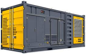China 50Hz MITSUBISHI Diesel Generator Set , Water Cooling Soundproof Diesel Generator Set on sale
