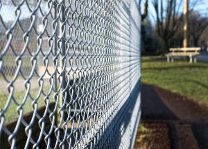 Quality Chain Link Fence Made In China/ Chain Link Fence Manufacture for sale