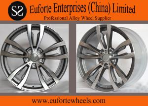 China Aluminum Alloy  20 x 11 BMW OEM Replica Wheels Gun Metal Machine Face For BMW  X5 X6 on sale