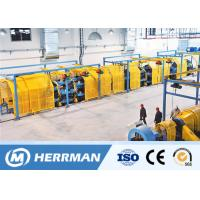 Planetary Type Cable Stranding Machine For OPGW And Fibre Optic Submarine Cable