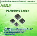 SMDの高い現在の誘導器を形成するPSM1040シリーズ0.15~68uH鉄の合金はサイズを平方します