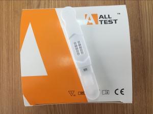 China Simultaneous Multiple Drug Metabolites Home Drug Test Kits Professional on sale