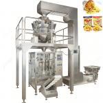 Dry Vegetable Banana Chips Packaging Machine , Plastic Bag Packing Machine 0.2-2kg