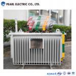 Amorphous Alloy Oil Immersed Transformer 200 Kva 10 Kv IEC60076 Standard