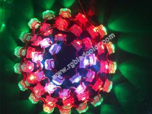 China DC5V Individual Program Control Digital RGB Spot Light SK9822 LED Pixel Module on sale