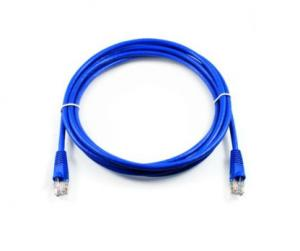 China AMP SFTP Cat5e Patch Cable on sale