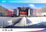 Molde transparente de la pantalla LED de SMD 3535 ultra finos para el concierto y la demostración