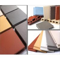 China Thermal Insulated Exterior Wall Panels Flame Retardant With Hollow Structures on sale