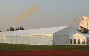 China Concert Tent with Aluminum Framework and Waterproof PVC Cover Outdoor Marquee on sale