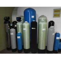 China Fiber Glass Tank / Carbon Steel Tank Water Penetration System For Water Treatment on sale