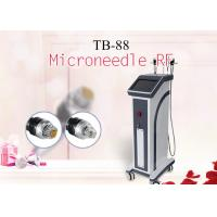 4 Heads Deep Wrinkle Removal Fractional RF Microneedle Machine For Clinic , Spa