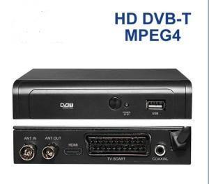 China Receptor lleno HDMI Scart/RCA (WST-1402HD) de HD DVBT on sale
