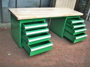 Awe Inspiring Tool Workshop Stainless Steel Work Bench With Butcher Block Cjindustries Chair Design For Home Cjindustriesco