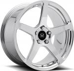 Car Rims Chrome Customized 22 inch Forged Wheel Rim For Dodge Charger