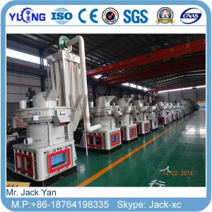 China Factory use biomass fuel pellet making machine on sale