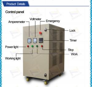 China Air Compressor Ozone Generator For Swimming Pool , Disinfector PSA Oxygen Plant on sale