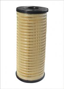 China Auto / Car / Bus Engine Hydraulic Filters , 1R-0756 HV Paper Diesel Fuel Filter on sale