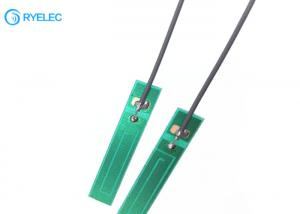 China 1dBi 915MHz Internal GSM PCB Antenna with UFL 1.13mm grey coaxial cable on sale